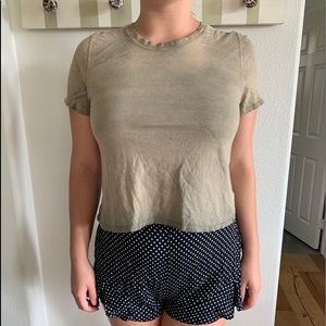 Urban outfitters silence +noise tee